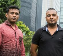 Hong Kong 'Snowden refugees' sought by Sri Lanka agents: lawyer