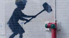 Oops! Did a DJ just out Banksy?