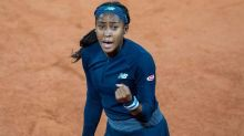 Coco Gauff upsets 9th seed to start French Open