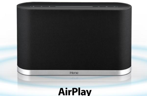 iHome teases first AirPlay-compatible portable speaker dock