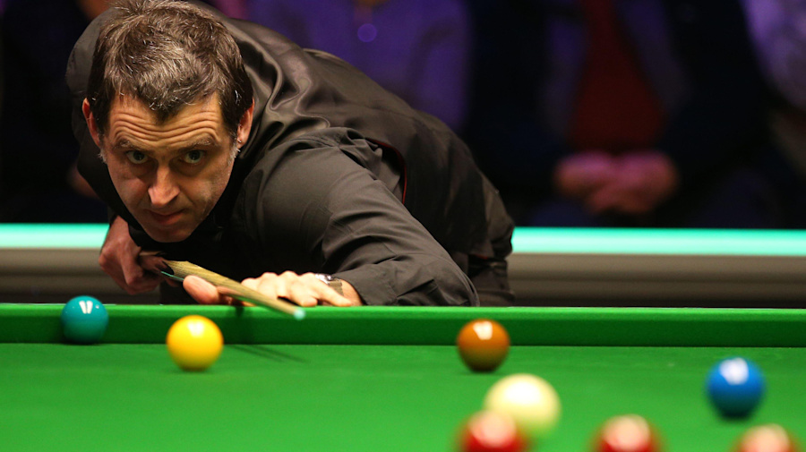 Ronnie O'Sullivan fights back to reach record-equalling 57th ranking event final
