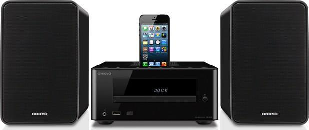Onkyo's CS-255 docks your iPhone 5 for $300 this August