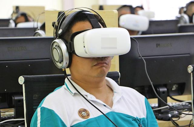 China uses VR eye tracking to gauge success of drug rehab