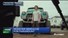 'Monster' headache for Paramount