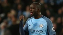 Man City's Toure turned down huge offer from China - agent