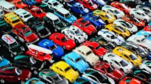 Trade Tensions and Tariffs Send Mattel 5% Lower Monday Morning
