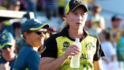 Aussie T20 star Lanning welcomes scrutiny