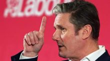 Keir Starmer poised to be announced new Labour leader