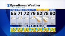 Kate's Tuesday Afternoon Forecast: June 2, 2015