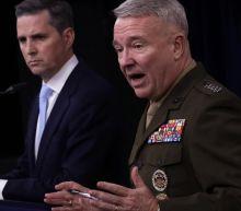 Pentagon says 34 U.S. troops had brain injuries from Iran strike