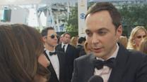Jim Parsons Dishes On Kaley Cuoco's Sister Briana Cuoco Competing On 'The Voice'