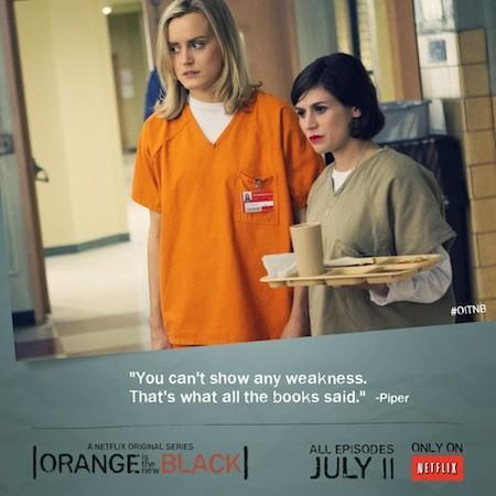 Netflix renews 'Orange is the New Black' for season two, before season one launches