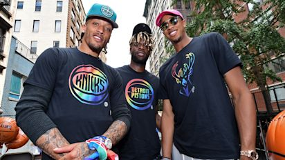 NBA's shift from team to player-first marketing