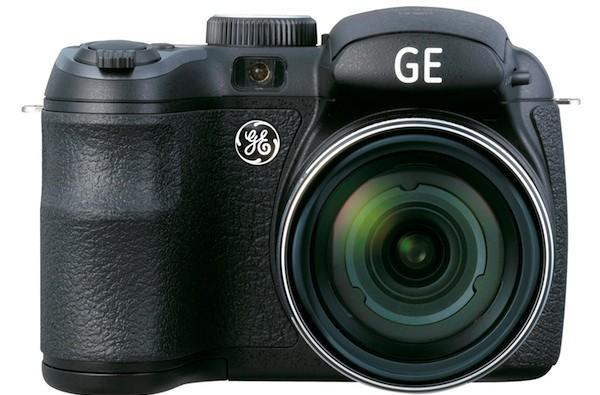 GE gets official with 2011 camera lineup: X500 bridge camera, point-and-shoots aplenty