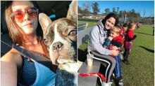 Reality star's son removed from her care after her husband killed their dog