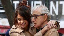 Tras rodar con Woody Allen, Selena Gomez no sabe cómo contestar al pasado del cineasta