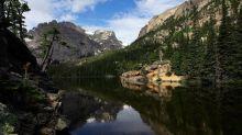 Tourists find woman's body below popular Rocky Mountain trail, Colorado rangers say