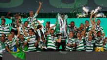 Sporting Lisbon ends 19-year title drought in Portuguese league