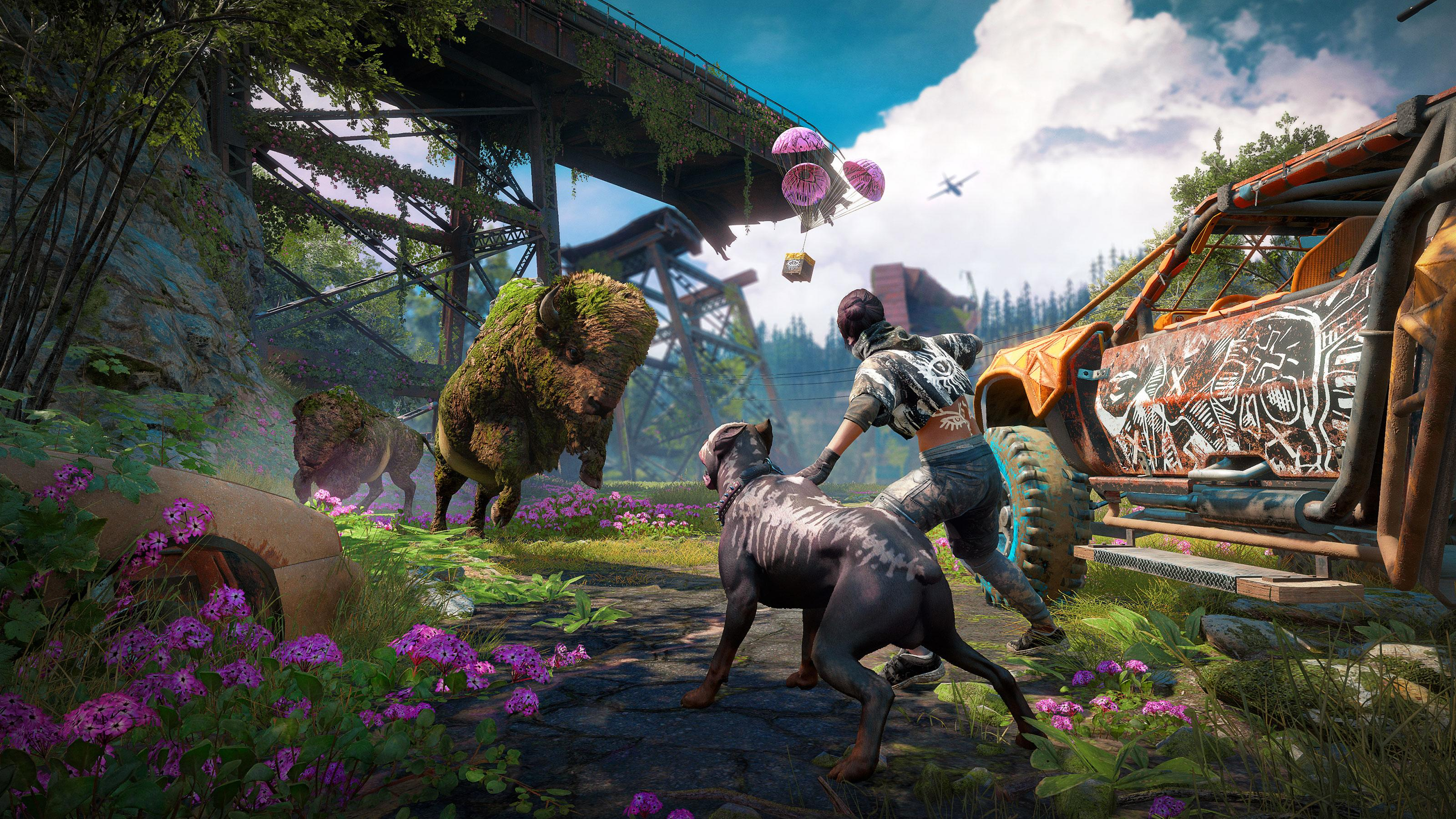 Far Cry New Dawn Revealed As Direct Post Apocalyptic Far Cry 5 Sequel