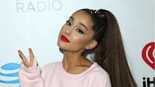 Ariana Grande's Massive New Anime Tattoo Covers Most Of Her Forearm