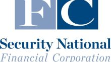 Security National Financial Corporation Reports Financial Results for the Quarter Ended September 30, 2020