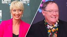 Emma Thompson details her reasons for quitting 'Luck' over John Lasseter hiring in letter