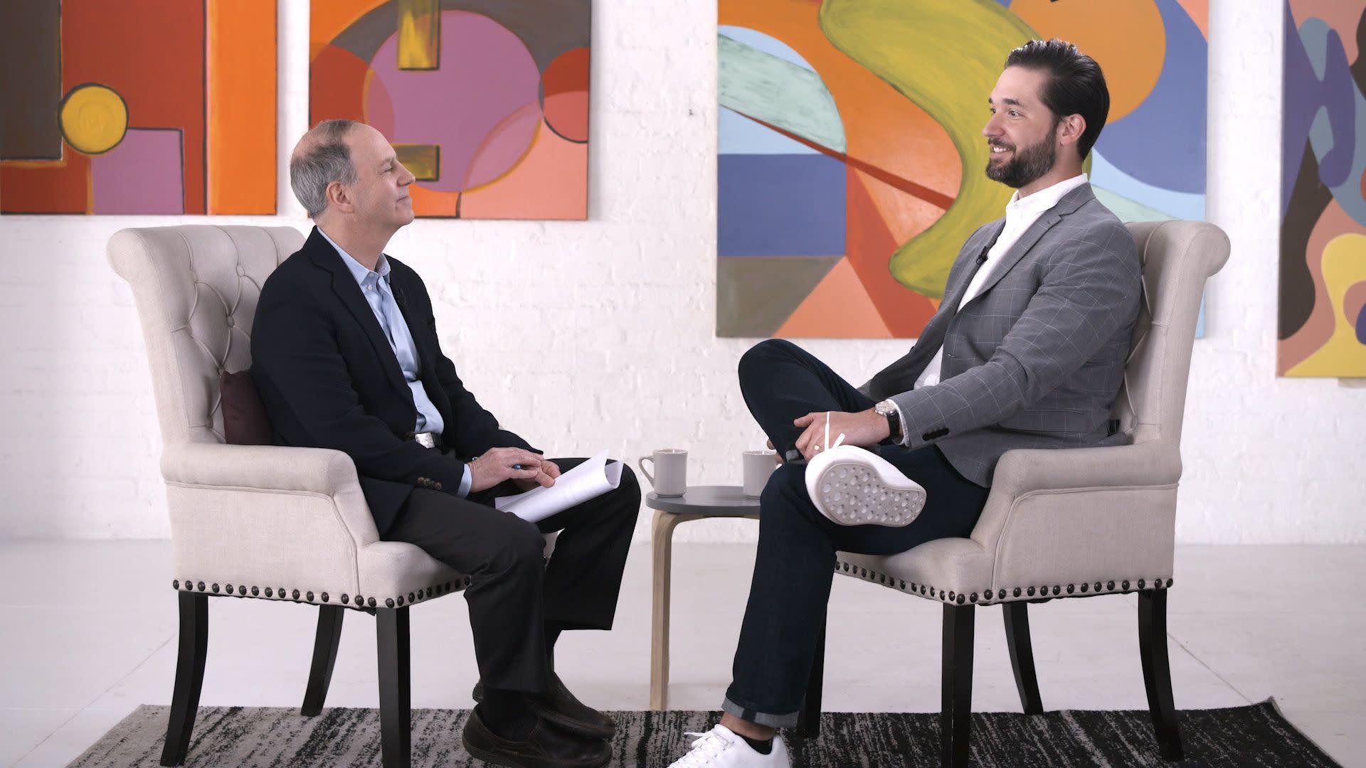 Influencers Transcript: Alexis Ohanian, February 21, 2019