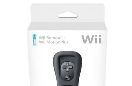 Black Wii Remote, MotionPlus add-on and Nunchuck arrive on November 16th