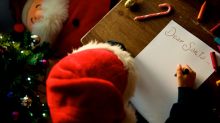 How Santa replies to thousands of Christmas letters from Aussie children