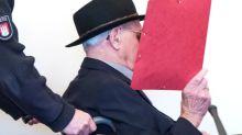 Comenzó en Alemania uno de los últimos juicios a un guardián de campo nazi