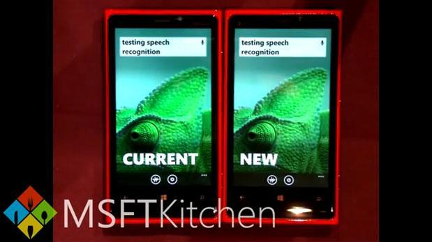 Microsoft demos improvements to Bing voice recognition for Windows Phone