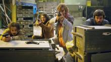 How the 'Free Fire' Filmmakers Used 'Minecraft' to Make Their Movie