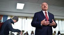 Países bálticos sancionam o presidente de Belarus