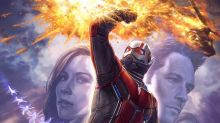 Giant-Man returns in new Ant-Man and The Wasp poster