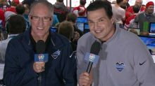 Mike 'Doc' Emrick's favorite hockey call? An Olympic moment comes to mind.