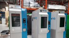 $3.5M in funding for 'vending machines' that dispense safer drugs to prevent ODs