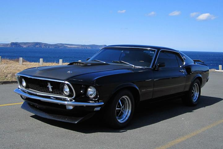 1969 changed the ford mustang forever. Black Bedroom Furniture Sets. Home Design Ideas
