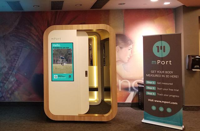 Body scanners are coming to your gym