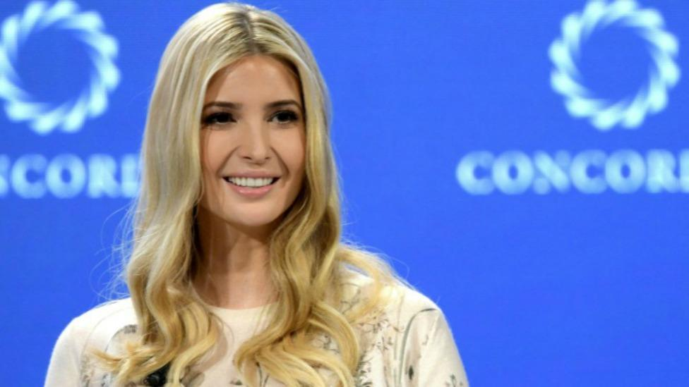 Ivanka Trump doesn't look like this anymore