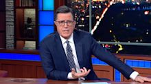Stephen Colbert Reveals His Personal Connection To Kobe Bryant Tragedy