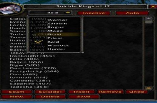 Nonstandard loot systems in WoW