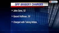 Former OPP employees charged with corruption