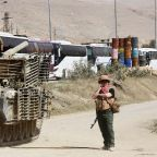 Syria: evacuations from besieged zones