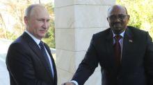 Sudanesischer Präsident al-Baschir bittet Russland um Schutz vor den USA