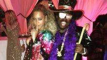 Beyonces Soul Train Birthday-Party: Die Mode der Stars und Sternchen