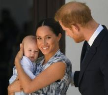 Harry and Meghan say concerns were raised by unnamed family member over how dark Archie's skin would be