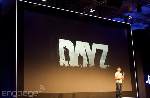 'Day Z' is coming to PlayStation 4