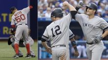 Red Sox and Yankees back in postseason together for first time since 2009