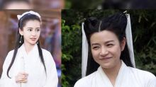 """Yu Zheng had wanted Angelababy in """"Romance of the Condor Heroes"""""""