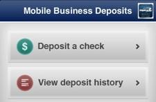 Capital One Bank to accept iPhone check deposits